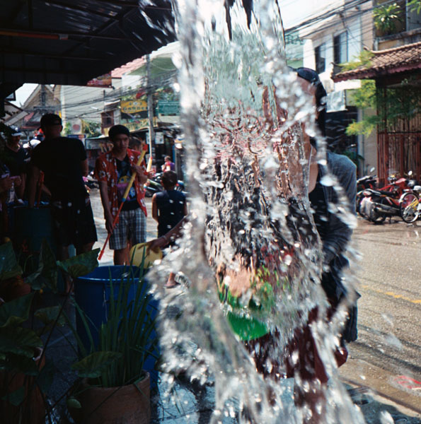 KekeTop © photo from the series Marginal Slope Songkran 2012 Chiang Mai